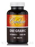 One-Gram C 1000 mg - 100 Tablets