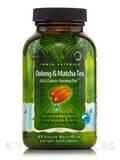 Oolong & Matcha Tea - 63 Liquid Soft-Gels