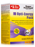 Opti-Energy Pack (Iron-Free) - 30 Packets of 6 Tablets Each