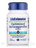 Optimized Ashwagandha Extract - 60 Vegetarian Capsules