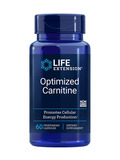 Optimized Carnitine with GlycoCarn 60 Vegetarian Capsules