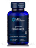 Optimized Resveratrol with Synergistic Grape-Berry Actives 250 mg 60 Vegetarian Capsules