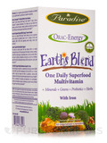 ORAC Energy Earth's Blend One Daily Superfood Multivitamin (with Iron) - 60 Vegetarian Capsules