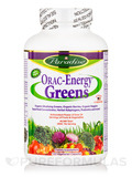 ORAC Energy Greens - 120 Vegetarian Capsules