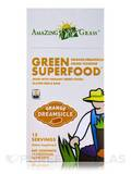 Orange Dreamsicle Green Superfood Packets (8 Grams) Box Of 15 Count