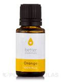 Orange Essential Oil (Citrus sinensis) - 15 ml