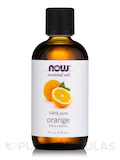 NOW® Essential Oils - Orange Oil - 4 fl. oz (118 ml)