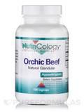 Orchic Beef (Natural Glandular) - 100 Vegicaps