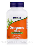 Oregano 450 mg 100 Capsules