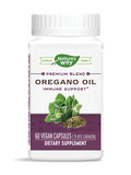 Oregano Oil Standardized 60 Vegetarian Capsules