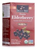 Organic Absolute Elderberry™ Herbal Tea - 20 Tea Bags