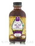 Organic Acai 100 4 fl. oz (118 ml)