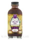 Organic Acai 100 - 4 fl. oz (118 ml)