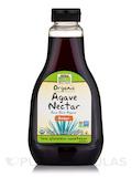 Organic Agave Nectar, Amber 23.28 fl. oz