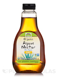 NOW® Real Food - Organic Agave Nectar Light - 23.28 oz (660 Grams)