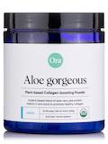 Aloe Gorgeous: Vegan Collagen-Boosting Powder, Vanilla Flavor - 8.47 oz (240 Grams)