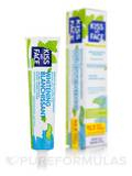Organic Aloe Vera Whitening Oral Care Toothpaste 4.5 oz (127.6 Grams)