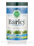 Organic and Raw Barley Grass Powder - 16.9 oz (480 Grams)