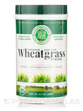 Organic and Raw Wheat Grass Powder - 16.9 oz (480 Grams)