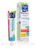 Organic Anticavity Toothpaste With Natural Aloe Vera Gel 4.5 oz (127.6 Grams)