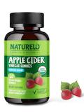 Organic Apple Cider Vinegar Gummies - 60 Vegan Gummies