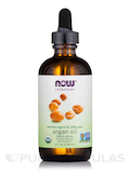 NOW® Solutions - Organic Argan Oil - 4 fl. oz (118 ml)