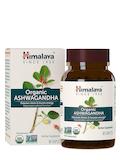 Organic Ashwagandha - 90 Caplets