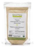 Organic Ashwagandha Root Powder 0.5 Lb (227 Grams)