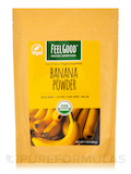 Organic Banana Powder - 7 oz (198 Grams)
