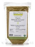 Organic Bibhitaki Fruit Powder 0.5 Lb (227 Grams)