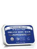 Organic Body/Tattoo Balm Peppermint - 0.5 oz (14 Grams)