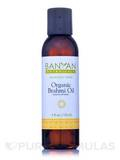 Organic Brahmi Oil-Sesame 4 fl. oz (118 ml)