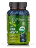 Organic Brain Support 60 Tablets