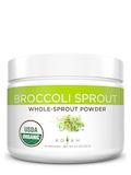 Organic Broccoli Sprout Powder - 4.3 oz (122 Grams)