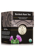 Organic Burdock Root Tea - 18 Tea Bags