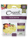 Organic Cacao Butter - 8 oz (227 Grams )