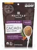 Organic Cacao + Goji + Acai Antioxidant Blend - 8 oz (227 Grams)