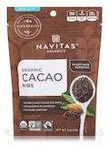 Organic Cacao Nibs - 4 oz (113 Grams)