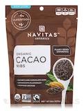 Organic Cacao Nibs - 8 oz (227 Grams)