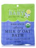 Organic Calming Milk and Oat Bath 1.75 oz (49.6 Grams)
