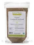 Organic Cardamom Seed Powder 0.5 Lb (227 Grams)