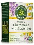 Organic Chamomile with Lavender Tea - 16 Tea Bags