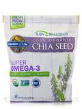 Organic Chia Seeds - 12 oz (340 Grams)
