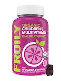 Organic Children's Multivitamin, Mix Fruit Flavor - 60 Gummies