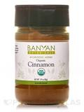 Organic Cinnamon Bark Powder (Spice Jar) 2.90 oz (82 Grams)