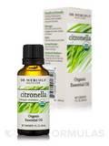 Organic Citronella Essential Oil - 1 fl. oz (30 ml)