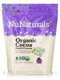 Organic Cocoa (Dutch Process) - 1 lb (454 Grams)