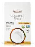 Organic Coconut Flour - 1 lb (454 Grams)
