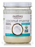 Organic Coconut Manna 15 oz (425 Grams)