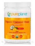 Organic Coconut Water Energy Powder, Mango Tea - 20 Servings (160 Grams)